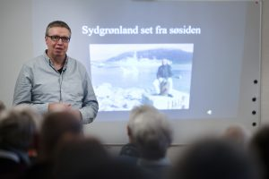 Foredrag om Grønland